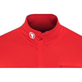 Endura Xtract Roubaix Longsleeve Jersey Men red